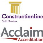 Constructionline Gold Membership Accreditation